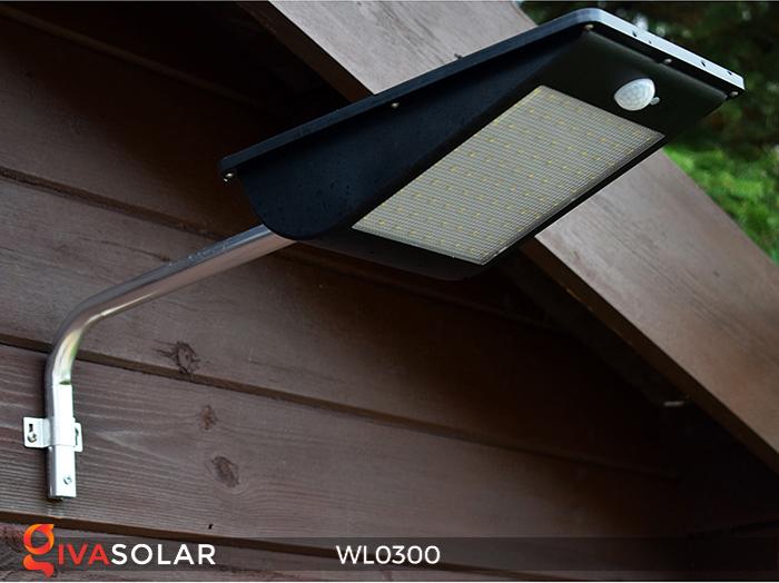 Đèn tường chạy năng lượng mặt trời WL0300 11