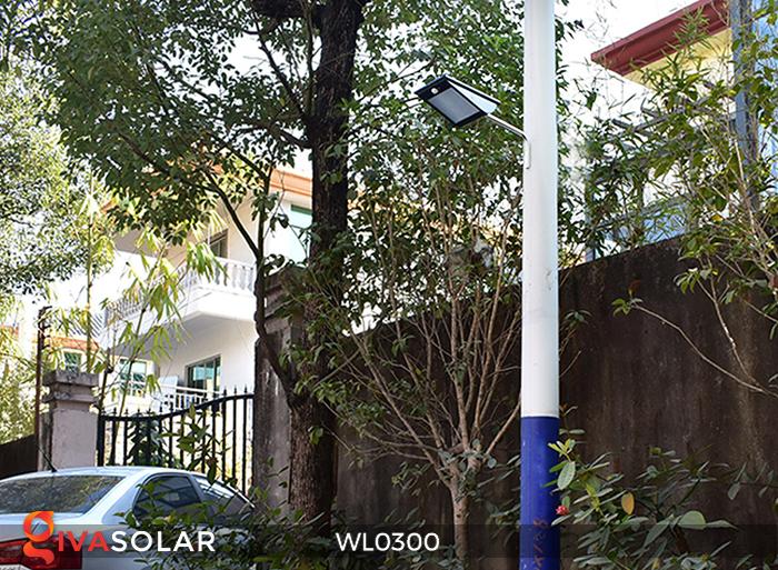 Đèn tường chạy năng lượng mặt trời WL0300 17