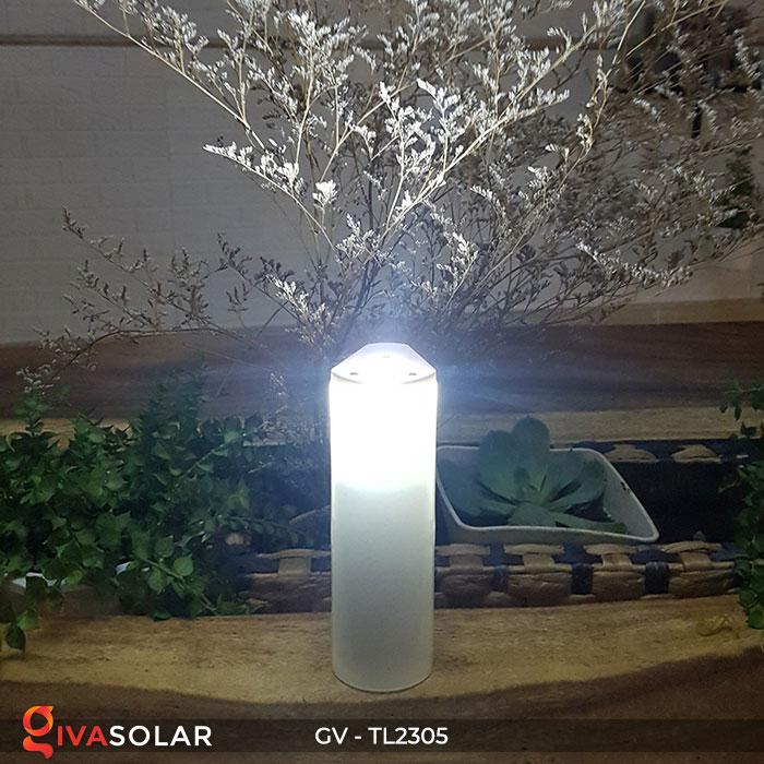Đèn cắm trại cầm tay năng lượng mặt trời TL2305 16
