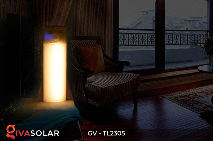 Đèn cắm trại cầm tay năng lượng mặt trời TL2305 2