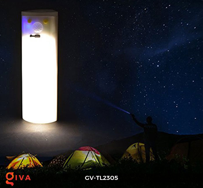 Đèn cắm trại cầm tay năng lượng mặt trời TL2305 4