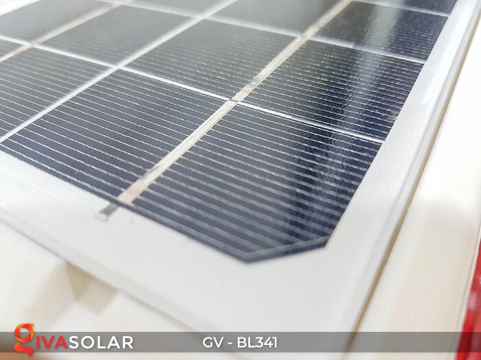 Đèn cảnh báo giao thông năng lượng mặt trời BL341 10