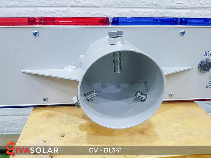 Đèn cảnh báo giao thông năng lượng mặt trời BL341 11