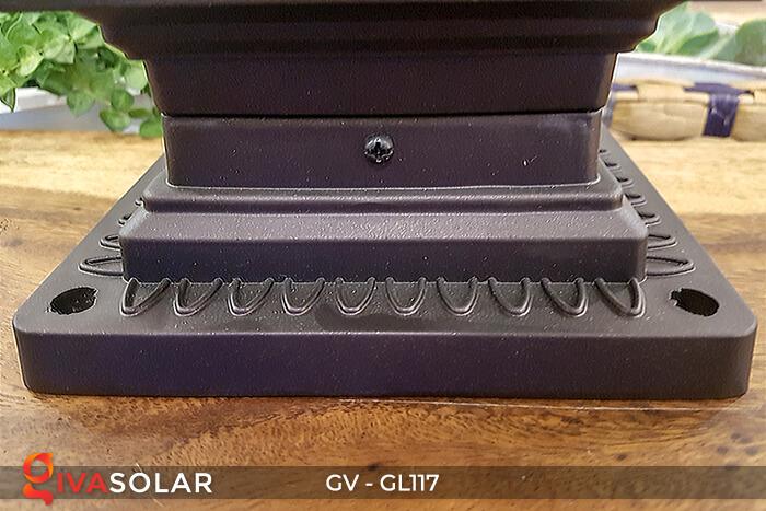 Đèn chiếu cổng năng lượng mặt trời GL117 11