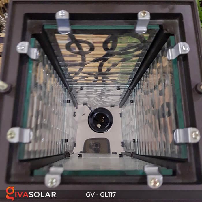 Đèn chiếu cổng năng lượng mặt trời GL117 14