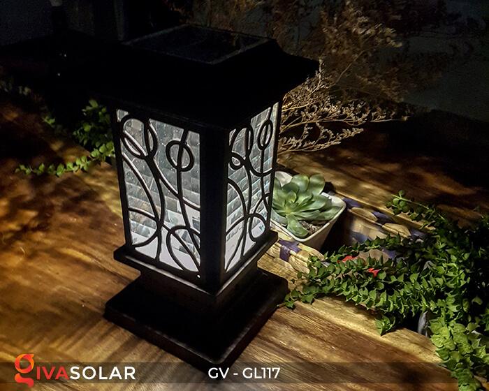 Đèn chiếu cổng năng lượng mặt trời GL117 6