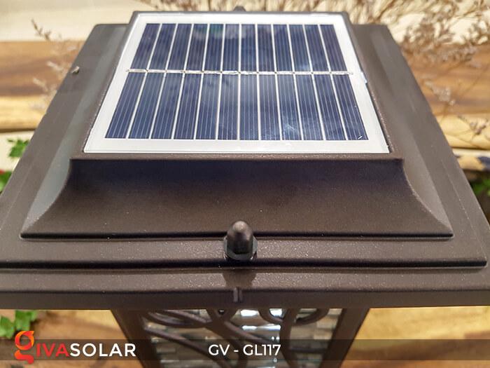 Đèn chiếu cổng năng lượng mặt trời GL117 8