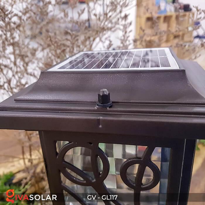Đèn chiếu cổng năng lượng mặt trời GL117 9