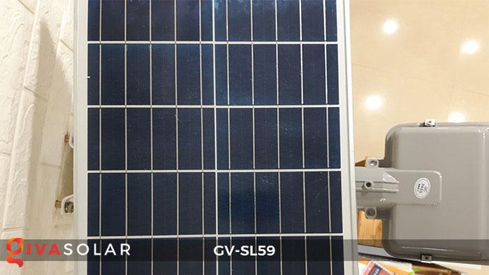 Đèn đường năng lượng mặt trời SL59 12