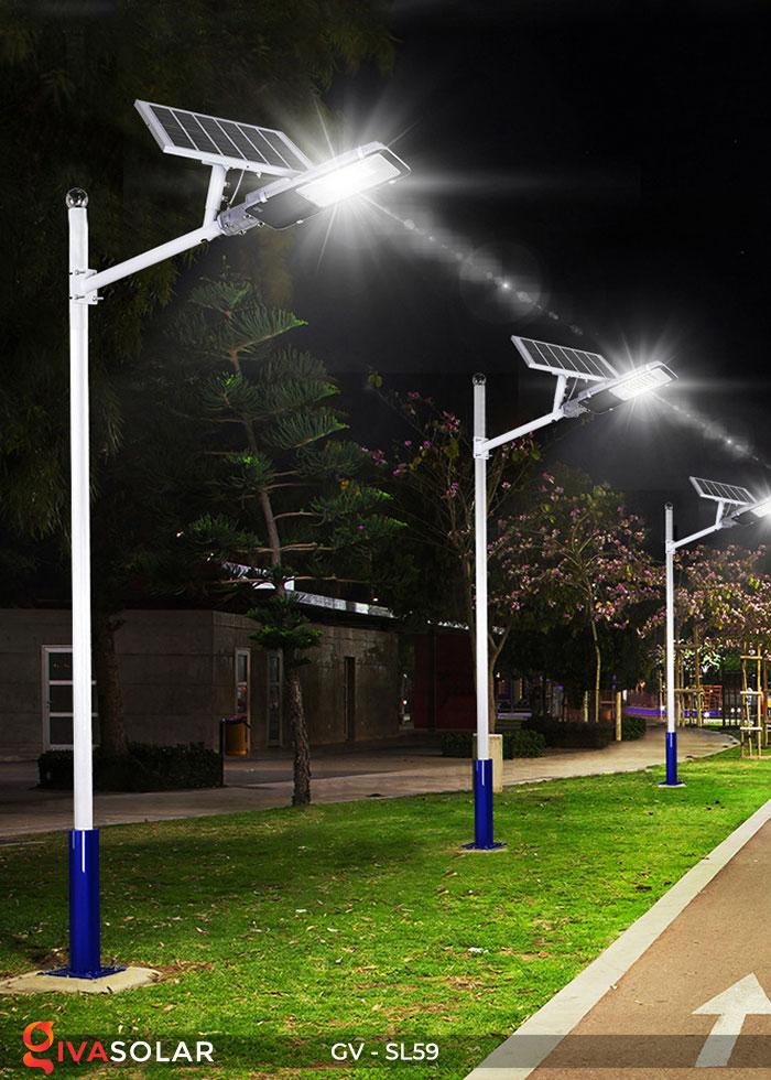 Đèn đường năng lượng mặt trời SL59 15