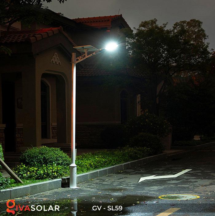 Đèn đường năng lượng mặt trời SL59 17