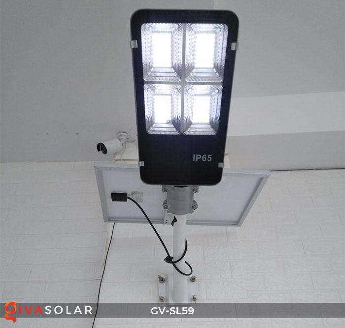 Đèn đường năng lượng mặt trời SL59 6