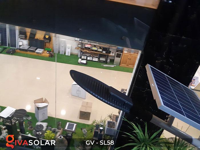 đèn đường LED năng lượng mặt trời SL58 10