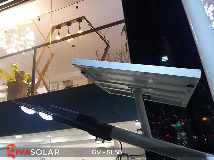 đèn đường LED năng lượng mặt trời SL58 9