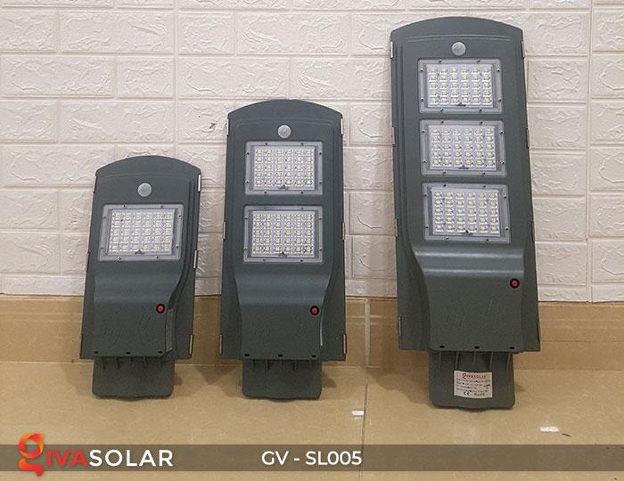 Đèn đường Led năng lượng mặt trời SL005 1
