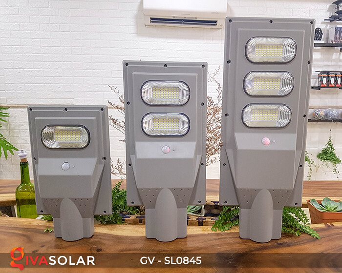 Đèn chiếu sáng đường năng lượng mặt trời SL0845 1