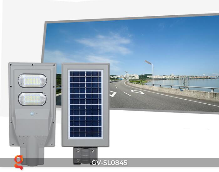 Đèn chiếu sáng đường năng lượng mặt trời SL0845 20