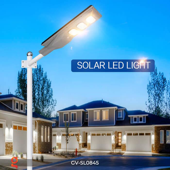 Đèn chiếu sáng đường năng lượng mặt trời SL0845 21
