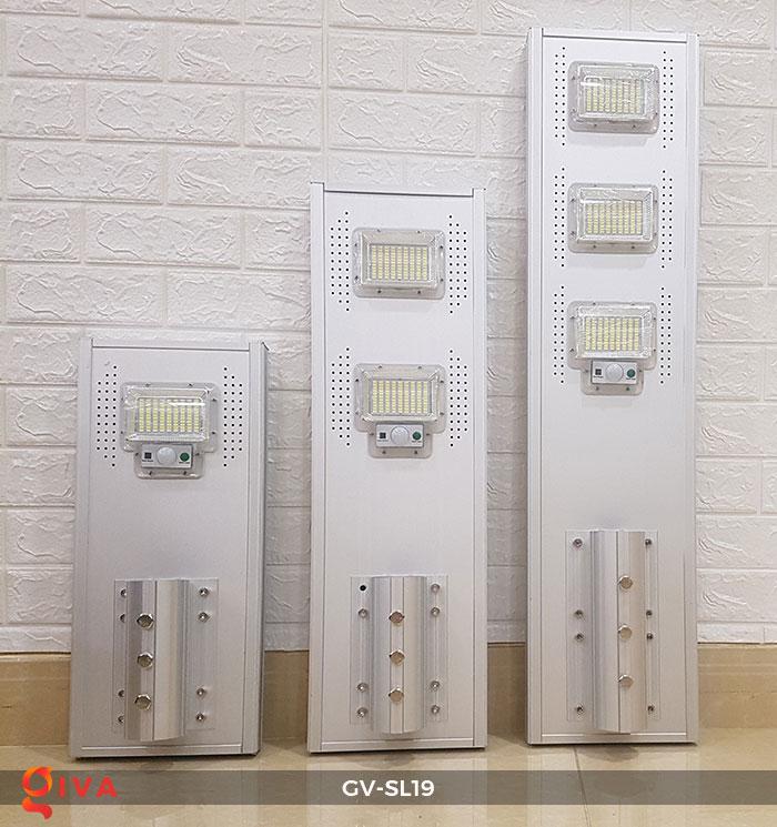Đèn đường LED năng lượng mặt trời SL19 1