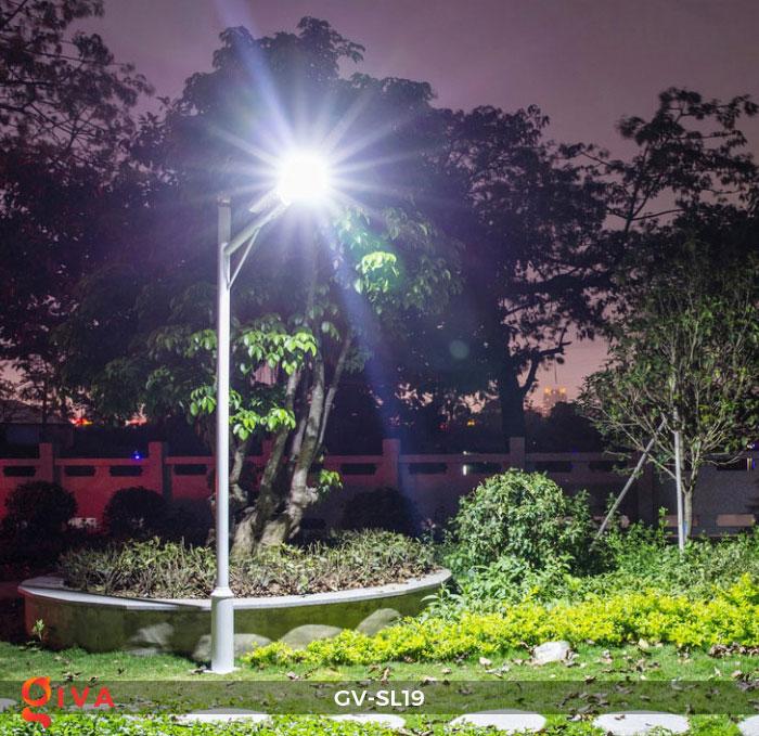 Đèn đường LED năng lượng mặt trời SL19 15