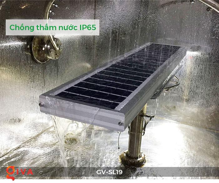 Đèn đường LED năng lượng mặt trời SL19 19