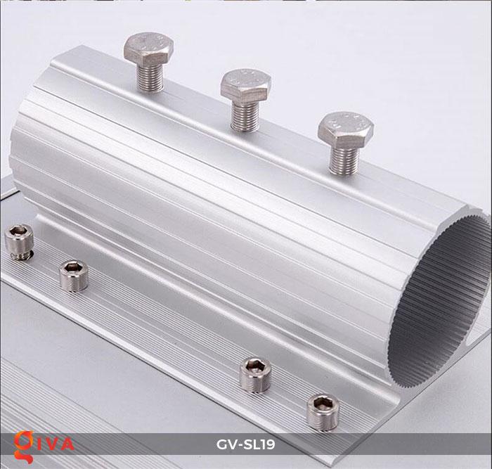 Đèn đường LED năng lượng mặt trời SL19 24