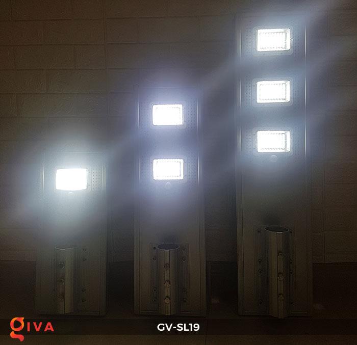 Đèn đường LED năng lượng mặt trời SL19 4