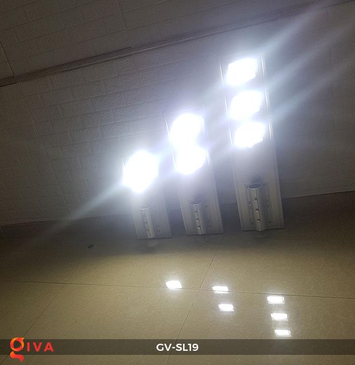 Đèn đường LED năng lượng mặt trời SL19 5