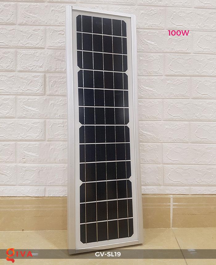 Đèn đường LED năng lượng mặt trời SL19 9