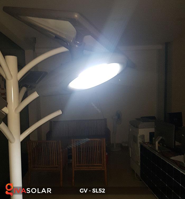 đèn chiếu sáng đường phố năng lượng mặt trời SL52 12