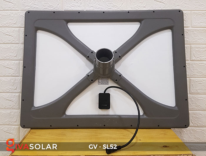 đèn chiếu sáng đường phố năng lượng mặt trời SL52 8