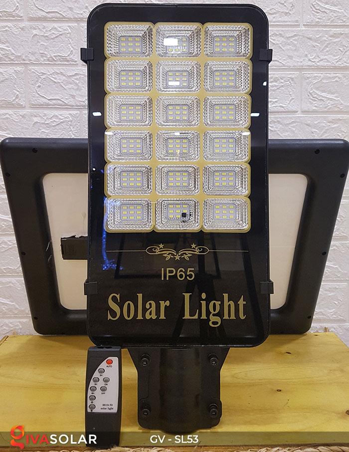 Đèn đường dùng năng lượng mặt trời SL53 1