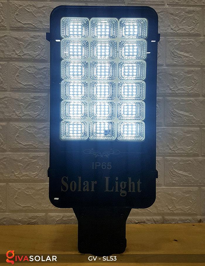 Đèn đường dùng năng lượng mặt trời SL53 15
