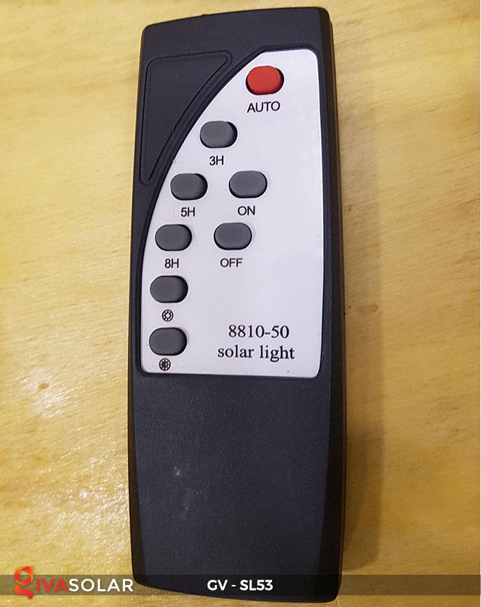 Đèn đường dùng năng lượng mặt trời SL53 16
