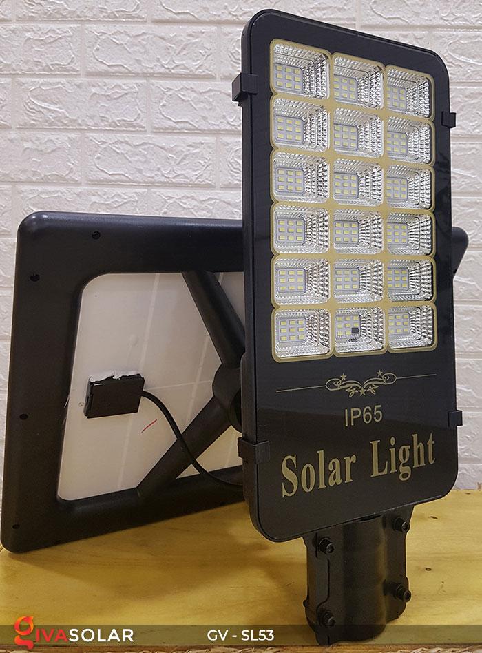Đèn đường dùng năng lượng mặt trời SL53 2