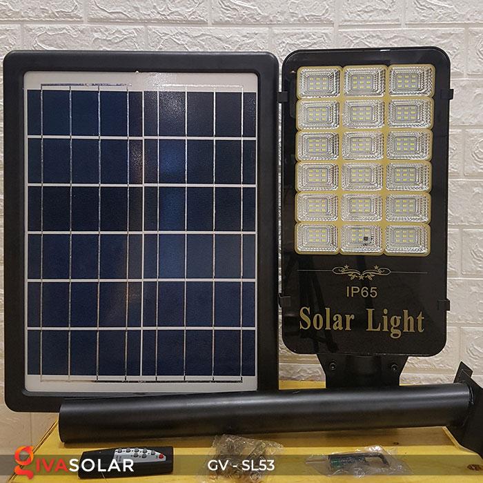 Đèn đường dùng năng lượng mặt trời SL53 3
