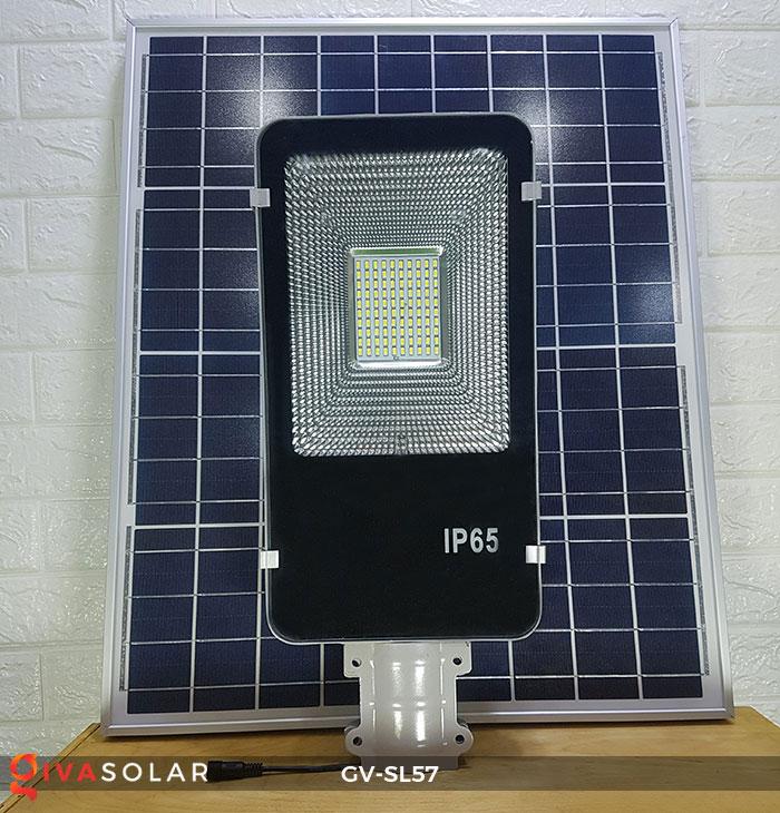 Đèn chiếu sáng đường năng lượng mặt trời SL57 1