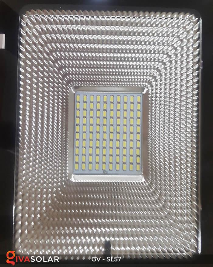 Đèn chiếu sáng đường năng lượng mặt trời SL57 12