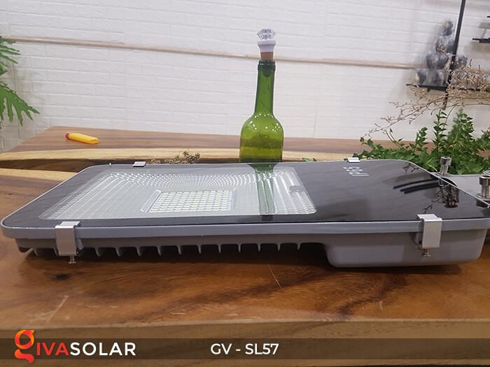 Đèn chiếu sáng đường năng lượng mặt trời SL57 13