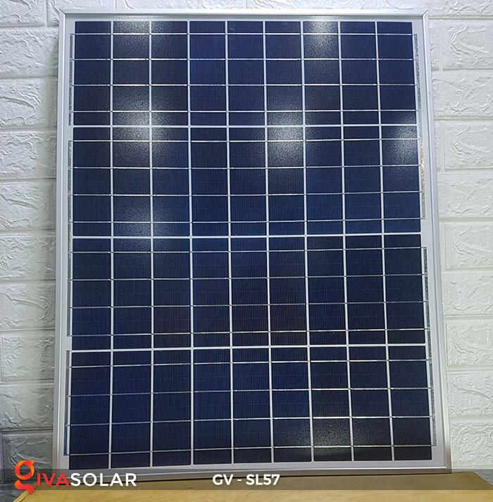 Đèn chiếu sáng đường năng lượng mặt trời SL57 7