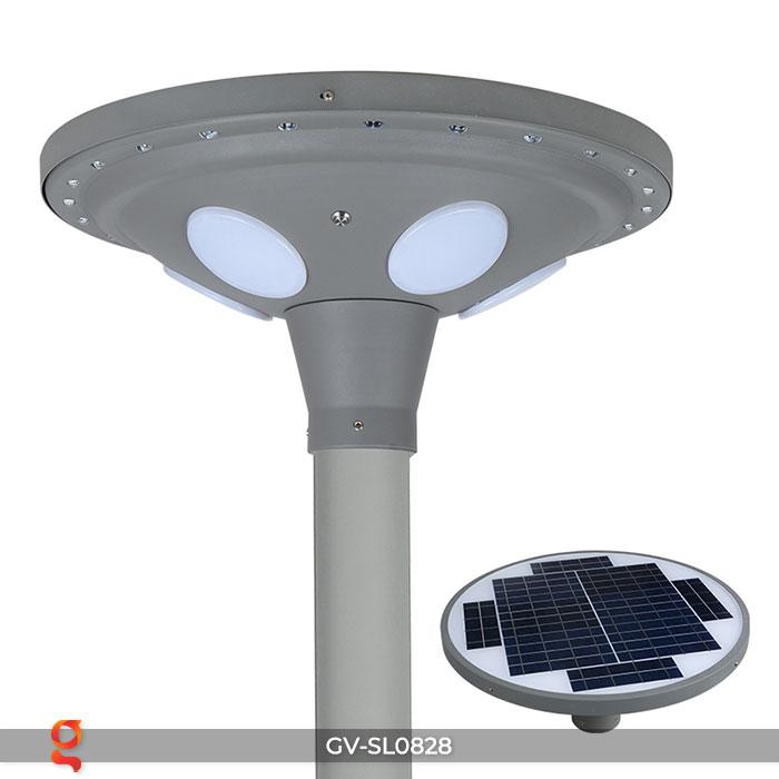 Đèn đường tròn năng lượng mặt trời SL0828 10