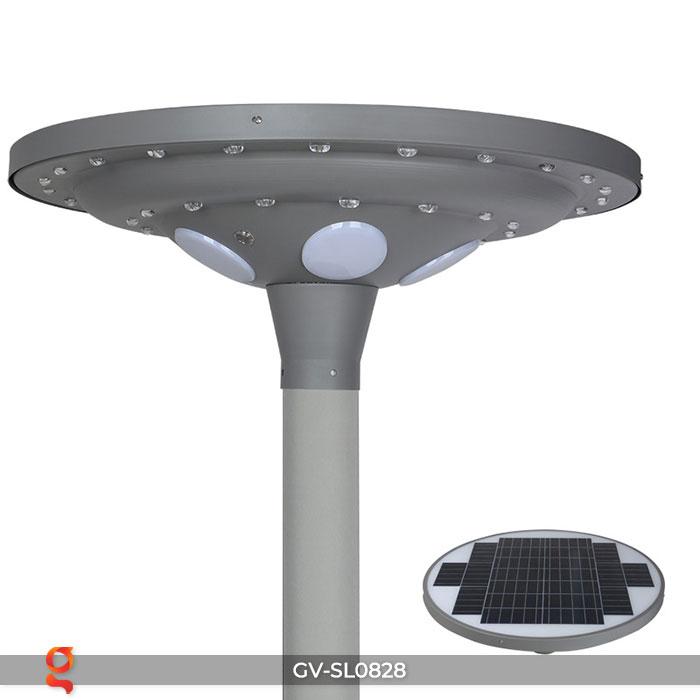 Đèn đường tròn năng lượng mặt trời SL0828 11