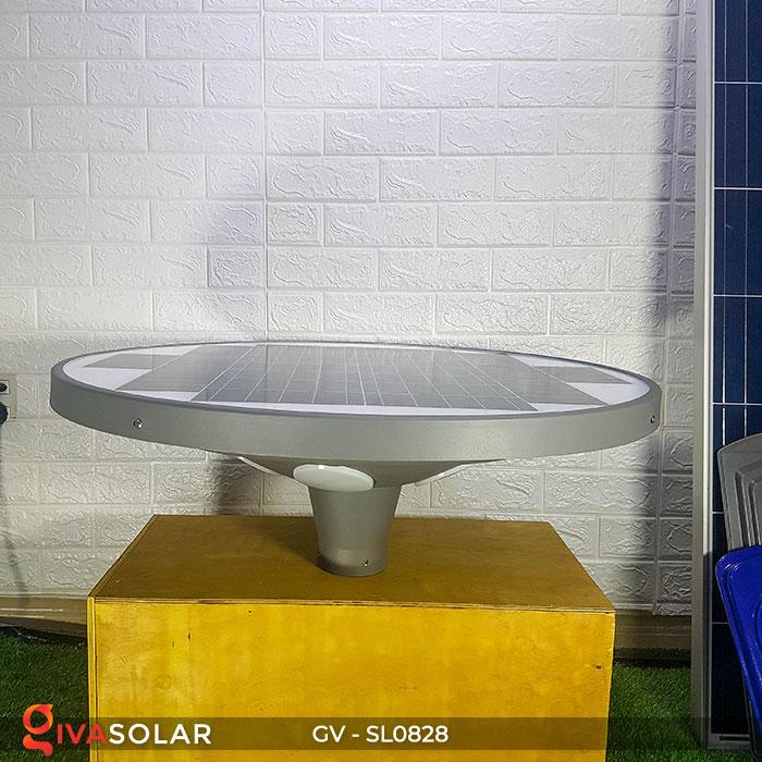 Đèn đường tròn năng lượng mặt trời SL0828 6