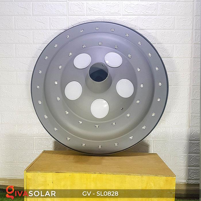 Đèn đường tròn năng lượng mặt trời SL0828 7