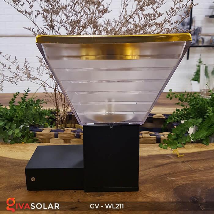 Đèn gắn tường năng lượng mặt trời WL211 10