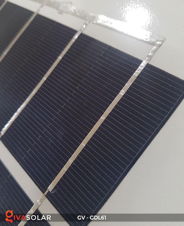 Đèn năng lượng mặt trời chiếu sáng sân vườn GDL61 6