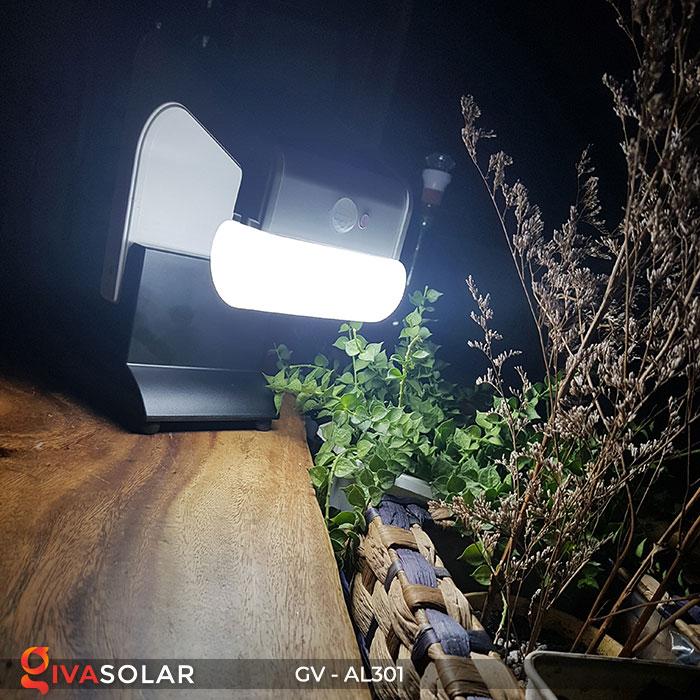 Đèn năng lượng mặt trời đa năng có Bluetooth phát nhạc AL301 10