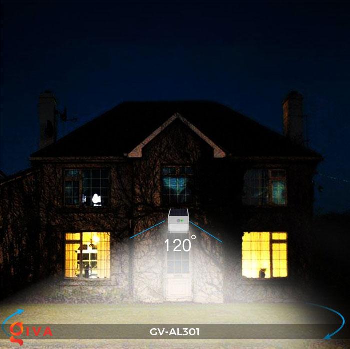 Đèn năng lượng mặt trời đa năng có Bluetooth phát nhạc AL301 14