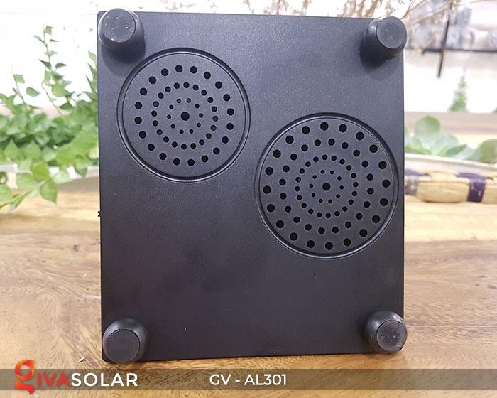 Đèn năng lượng mặt trời đa năng có Bluetooth phát nhạc AL301 22