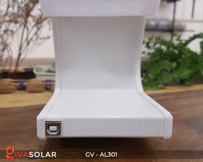 Đèn năng lượng mặt trời đa năng có Bluetooth phát nhạc AL301 23
